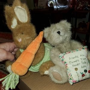 BOYDS BEARS COLLECTION COMBO